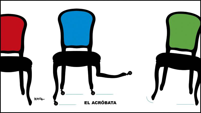 Editorial – El PP ya es progre e Iglesias le felicita