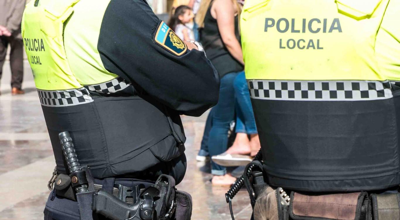 Un sindicato de policías pide tener en cuenta las excepciones a llevar mascarilla