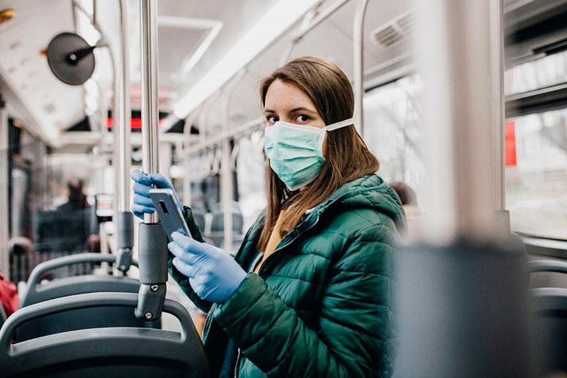 Medidas Preventivas frente al COVID-19 en transporte público. Yari Marie Maldonado Rodríguez. Técnico en Prevención de Riesgos Laborales e Higienista Industrial. Grupo ANP