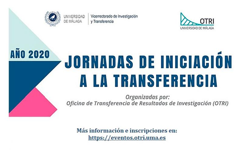La OTRI celebra unas jornadas de iniciación a la transferencia