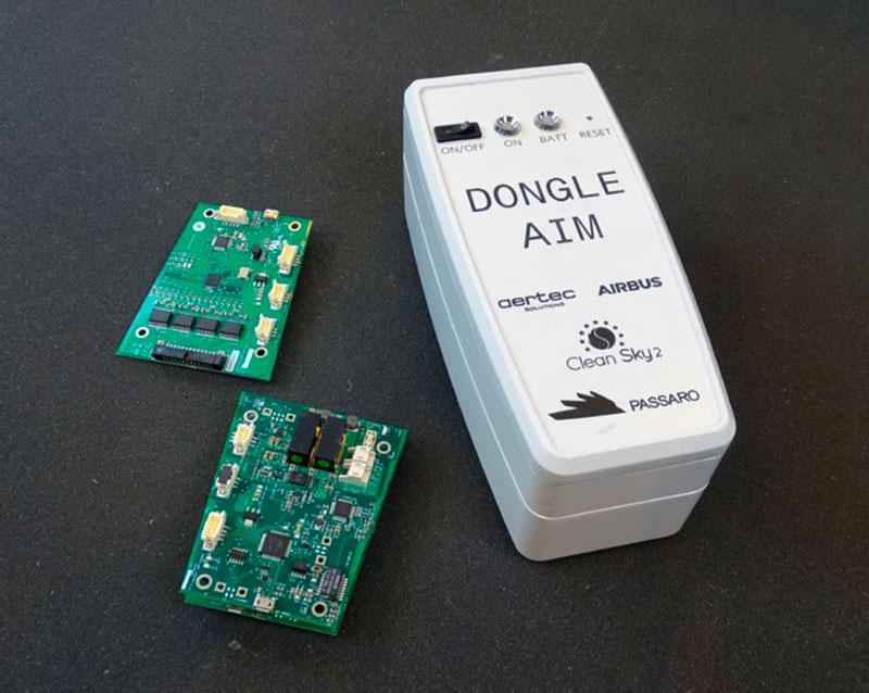 Aertec Solutions desarrolla un dispositivo portátil que revolucionará los sistemas de pruebas en tierra de las aeronaves