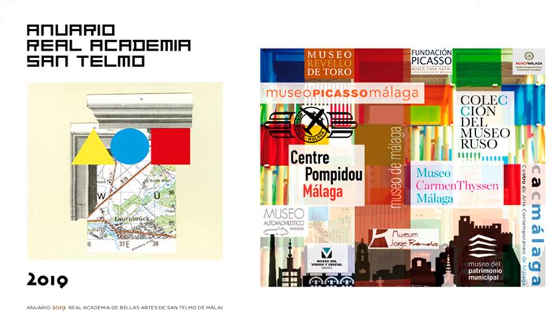 Presentación del Anuario 2019 de la Real Academia de Bellas Artes de San Telmo