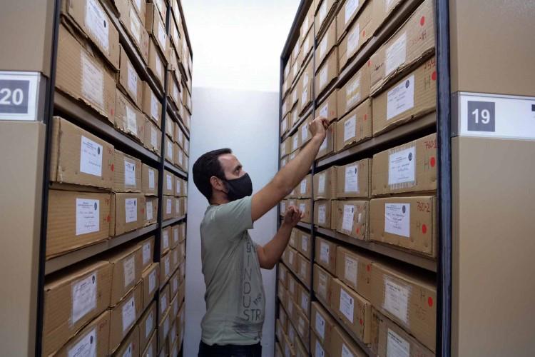 El herbario de la UMA cuenta con más de 100.000 ejemplares de plantas de unas 6.000 especies