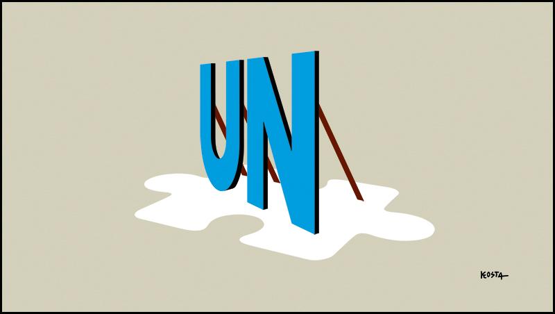 Editorial – La ONU cumplió 75 años con temblores y dependencias