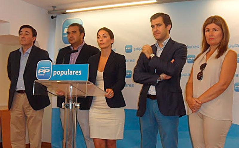 El caso Almería del PP