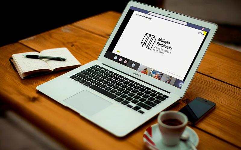 Málaga TechPark presenta su nueva estrategia de comunicación en el proyecto europeo 'Target SME'