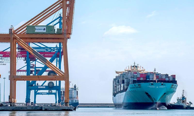 La Autoridad Portuaria presenta tres proyectos de innovación y sostenibilidad a la Oficina de Fondos Europeos Next Generation de la Junta de Andalucía
