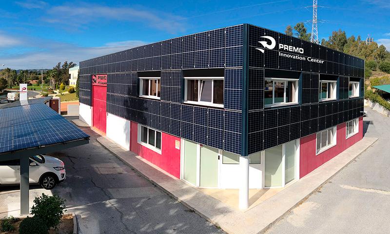 PREMO pone en marcha la primera instalación de energías renovables de 70kWp en su sede de Málaga TechPark