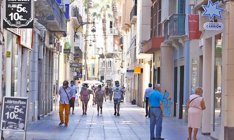 El Ayuntamiento de Málaga discrimina con sus ayudas económicas a los empresarios