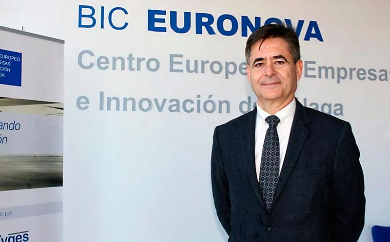 Consumo made in Spain. Alvaro Simón de Blas. Director de BIC Euronova CEEI de Málaga y presidente de ANCES (Asociación Nacional de CEEIs Españoles)