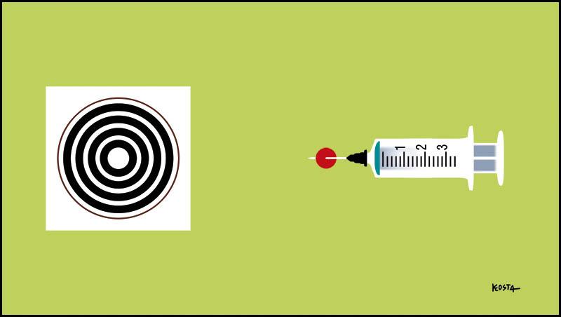 Editorial – La esperanza de las vacunas y la falsa seguridad