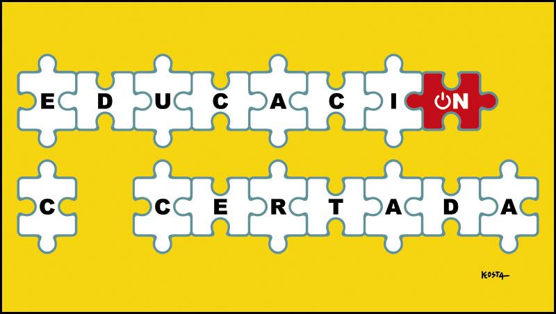 Editorial – La ley Celáa, un regalo a los enemigos del castellano y a otros a medio alfabetizar