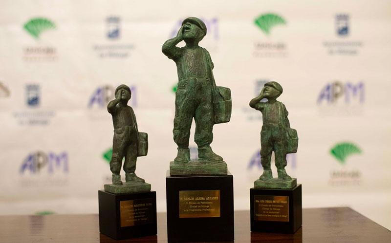 Publicada en el BOP la convocatoria de los XI Premios de Periodismo Ciudad de Málaga