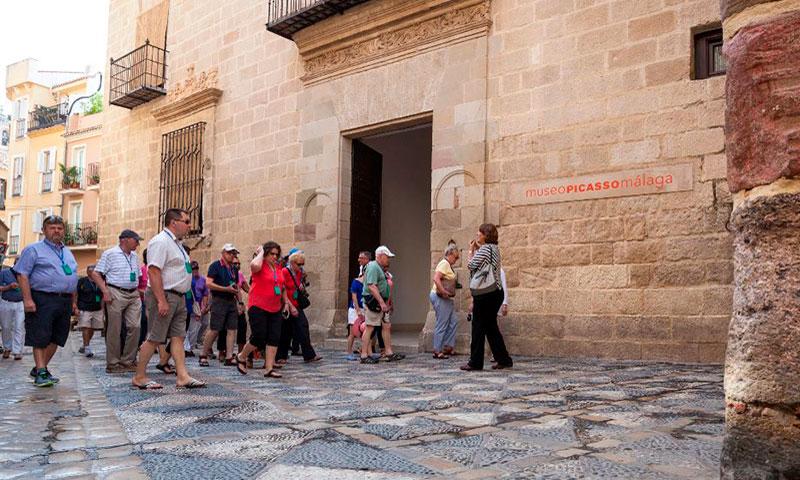 """El Museo Picasso Málaga concluye 2020 como su """"annus horribilis"""""""