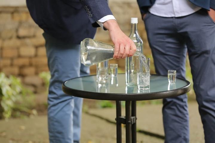 ¿Cuándo se considera que un alcohólico está recuperado?