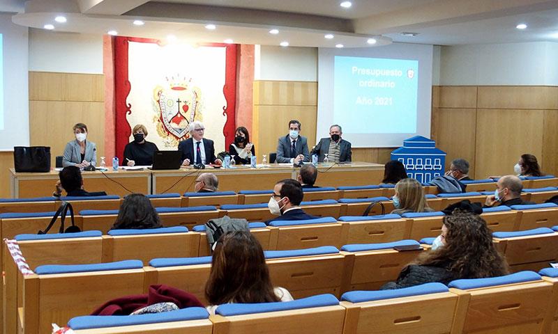La Junta General del Colegio de Abogados de Málaga aprueba los presupuestos para el año 2021