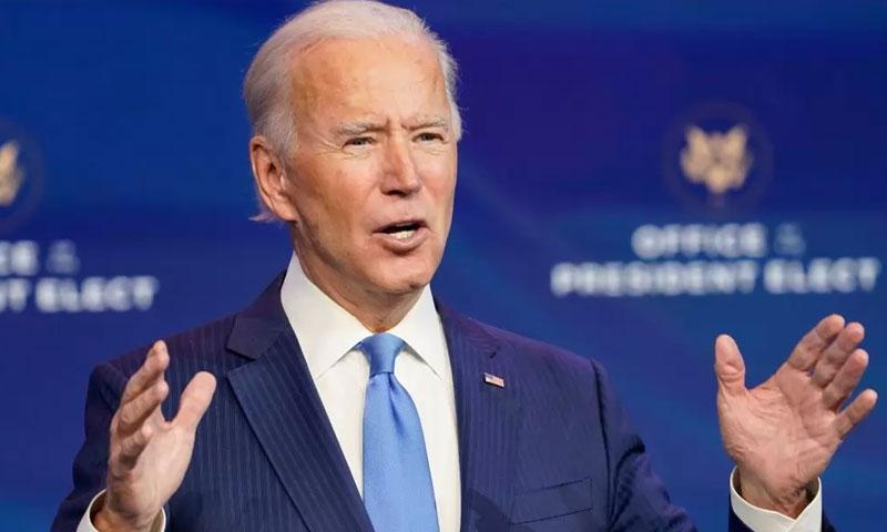 Presionan a Biden en favor del aborto