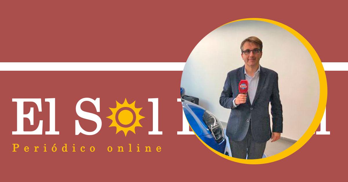 Entrevista con Juan Peña Clavijo, gerente de Garum Motor, concesionario Ford, Grupo Nieto Adame