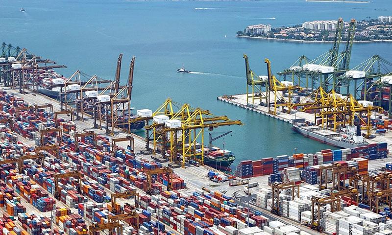 Las exportaciones andaluzas alcanzan los 25.206 millones de euros hasta noviembre, con un superávit comercial récord de 2.583 millones
