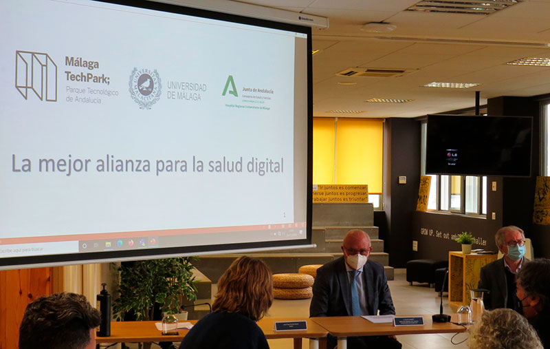 El Foro Salud Digital pone en marcha ocho grupos de trabajo con la coordinación de Málaga TechPark y el Hospital Regional Universitario de Málaga
