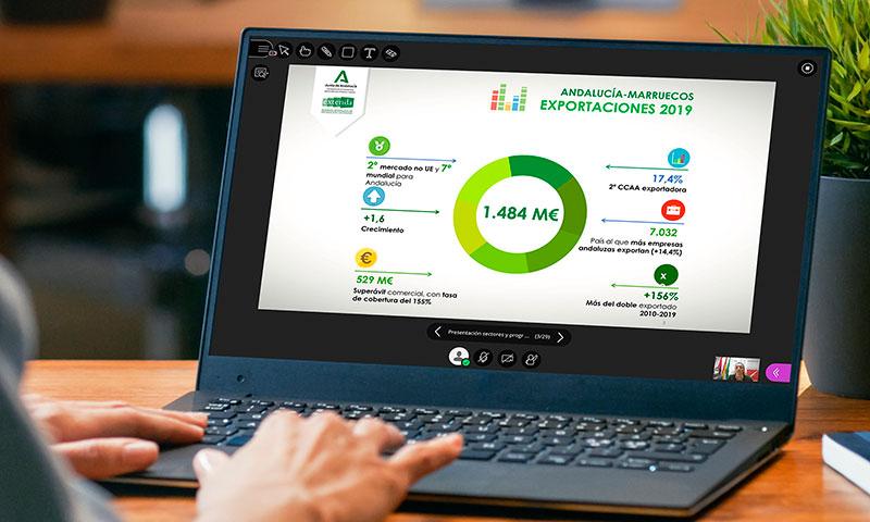 Extenda señala como sectores de oportunidad en Marruecos al agroalimentario, la digitalización y las energías renovables