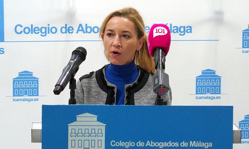 Noemí Alarcón Velasco, nueva presidenta del Comité de Migraciones de la Abogacía Europea