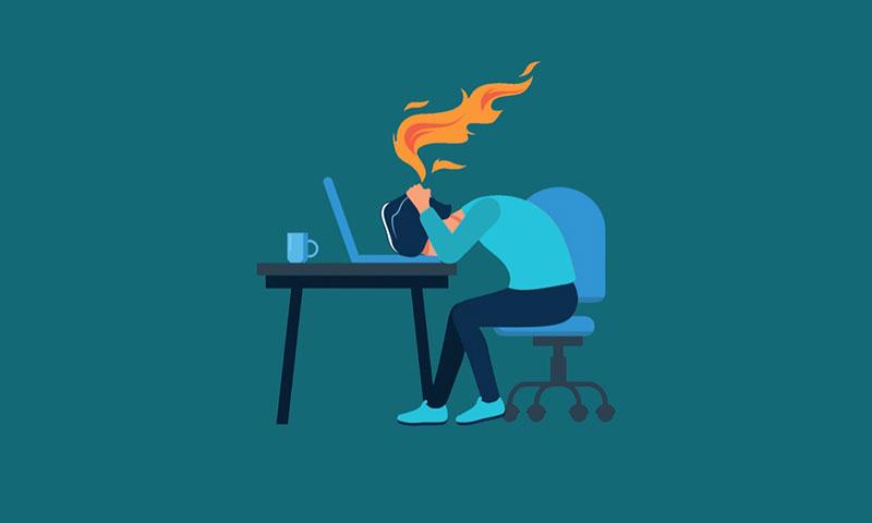 Síndrome de burnout: la nueva enfermedad del trabajo. Judit Girón Carrasco.