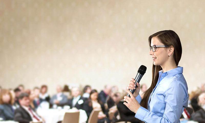Curso on line Cómo hablar en público
