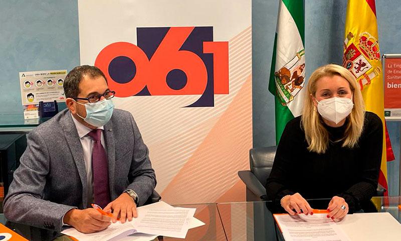 El gerente y la directora en Málaga de EPES 061 no aparecieron a ponerse la segunda dosis de la vacuna.