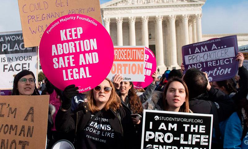 El regalo de despedida de Trump a las mujeres pobres en el extranjero frustrado por el extremismo del aborto. Lisa Correnti y Stefano Gennarini, J.D.-