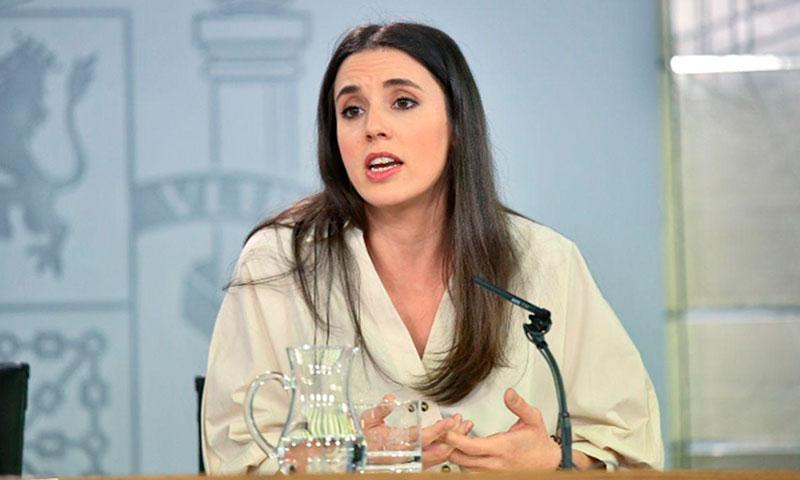 El paro femenino aumenta con la ministra de Igualdad