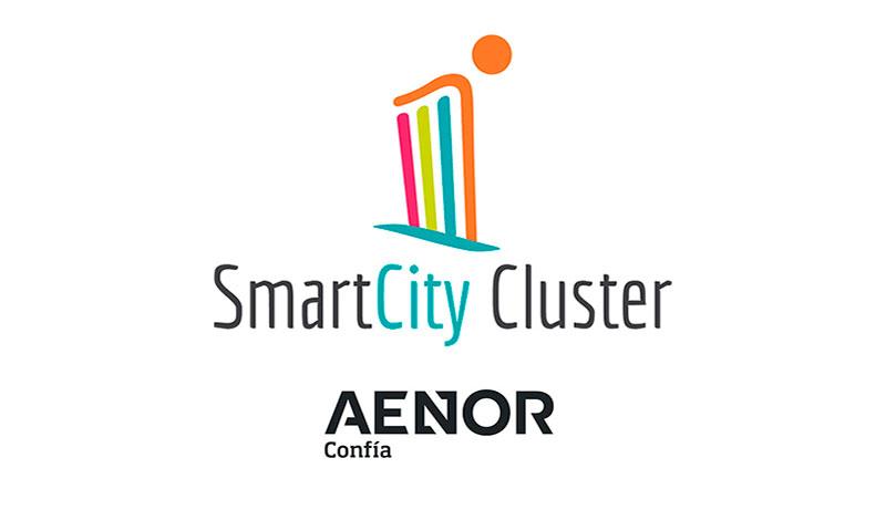 AENOR se une al Clúster Smart City para hacer las ciudades españolas más inteligentes