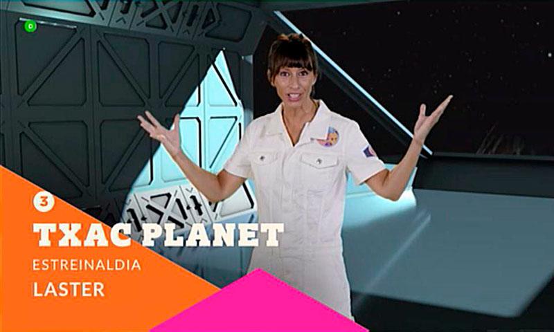 'Txac Planet', una serie de televisión que enseña a programar al público infantil y juvenil, inspirada en la plataforma Toolbox.Academy de la UMA