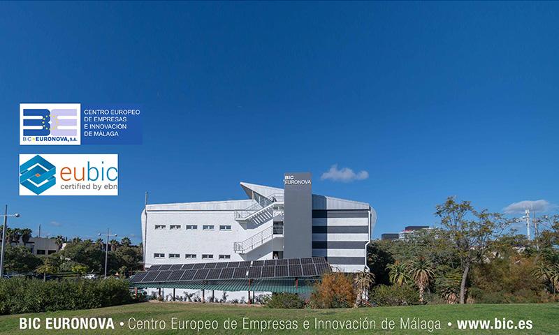 La Comisión Europea renueva por cinco años la marca EU|BIC a BIC Euronova, el Centro Europeo de Empresas e Innovación de Málaga.