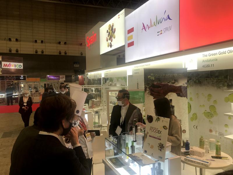 Asia, mercado que importa más de 400.000 millones de euros en productos agro, acoge en Foodex la oferta andaluza impulsada por Extenda