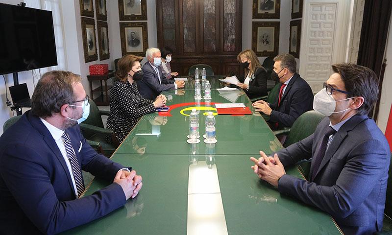 Rumanía se interesa por ampliar relaciones comerciales con Málaga