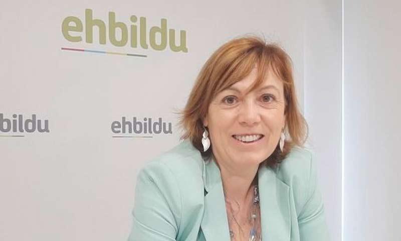 Dirigente de Bildu pillada en suplantación de identidad