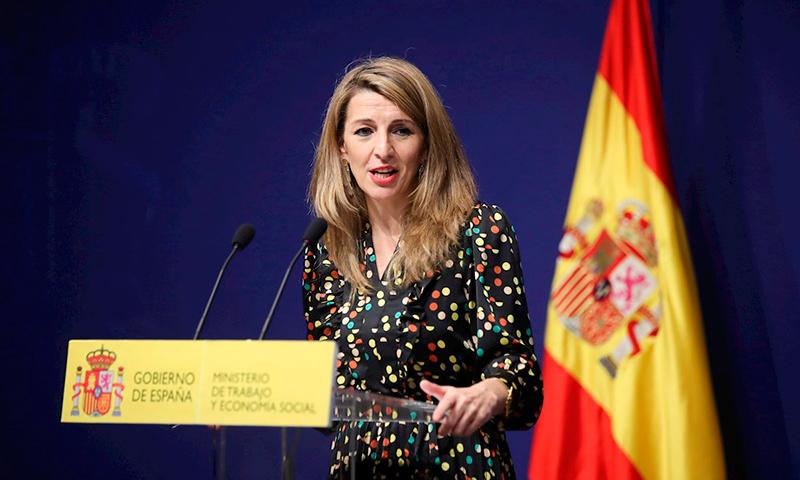 Yolanda Díaz, ¿la mejor ministra de Trabajo de la historia?