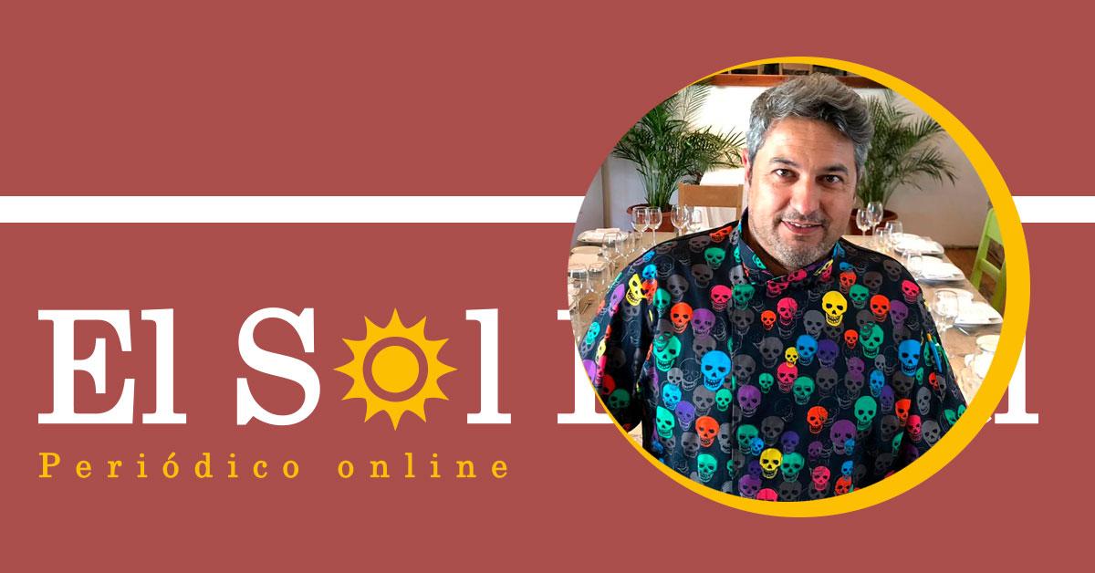 Entrevista con Manuel Medina, gerente del restaurante Alea, en calle Fajardo, 11