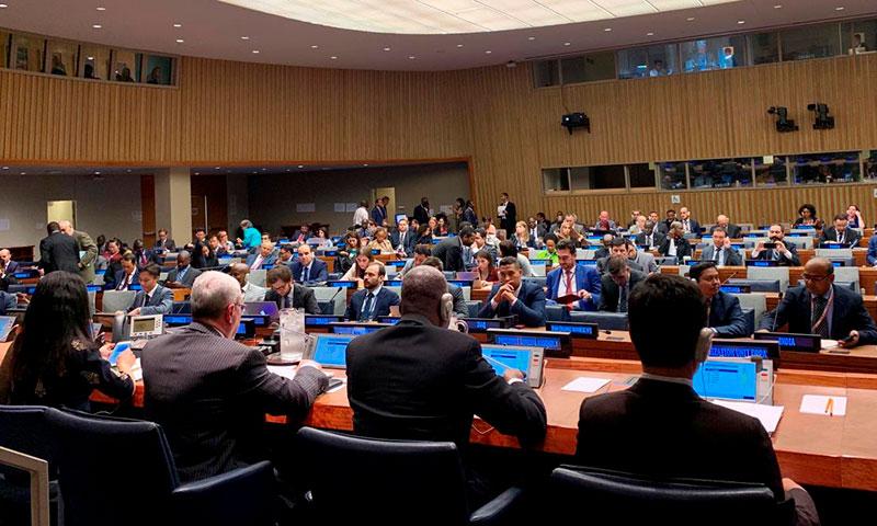 Los partidarios LGBT vuelven a perder en la Comisión de la ONU