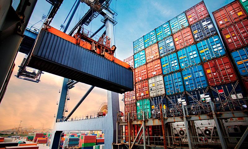 Las exportaciones andaluzas alcanzan los 2.534 millones de euros en febrero y logran un superávit comercial de 481 millones