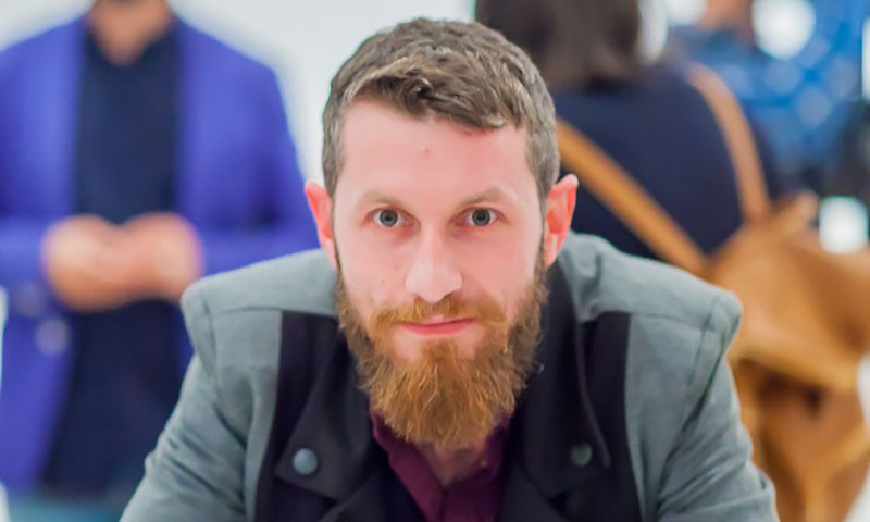 Eryk Pall intervendrá el Centre Pompidou Málaga y, en comunión con David Burbano, la Colección del Museo Ruso para MaF 2021