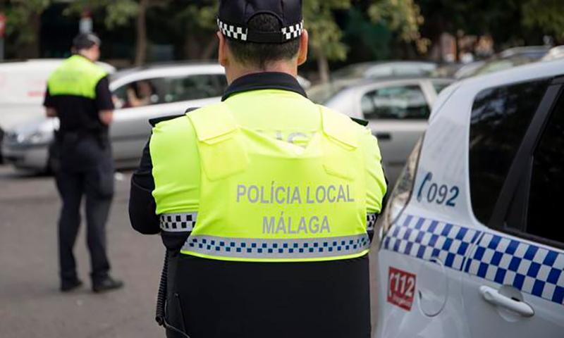Más de 16.000 denuncias por incumplimientos de las medidas de seguridad en el primer trimestre en la ciudad de Málaga, y solo por la Policía Local