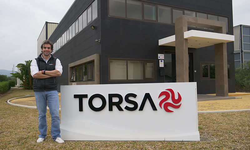 Torsa, una empresa malagueña más allá de España