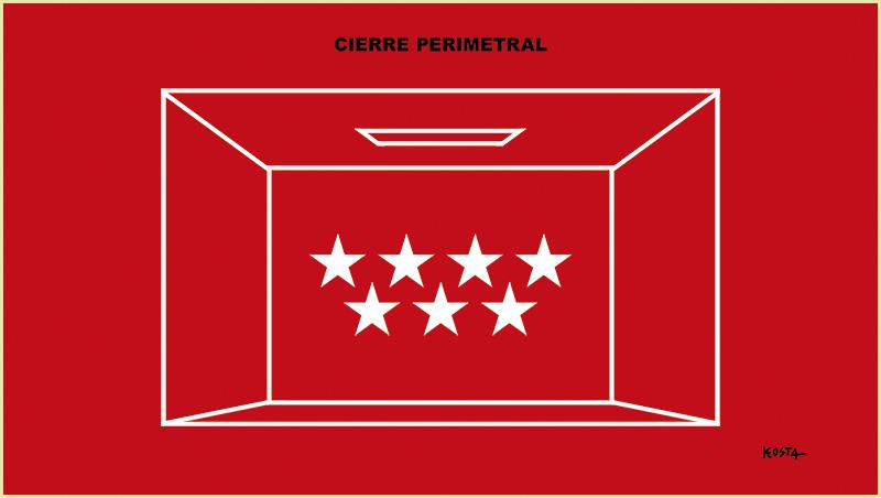 Editorial – La batalla de Madrid