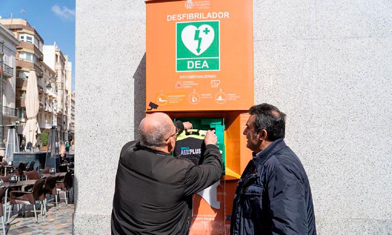 Por qué es necesaria una ciudad cardioprotegida: desfibriladores automatizados (DEAS). Grupo ANP
