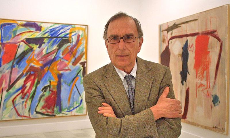 Manuel Salinas, un renacentista moderno. Alfredo Viñas. Galerista