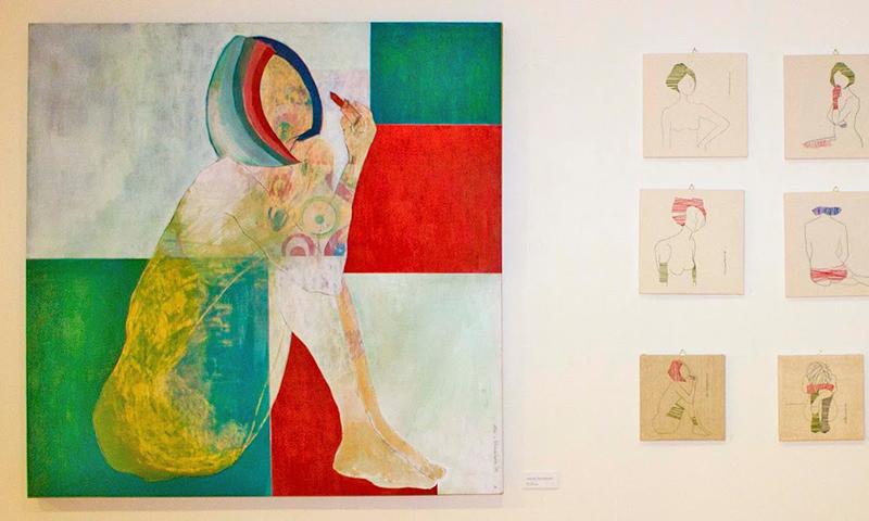 El CAC Málaga presenta Bordeline, la primera exposición de Ana S. Valderrábanos en un museo