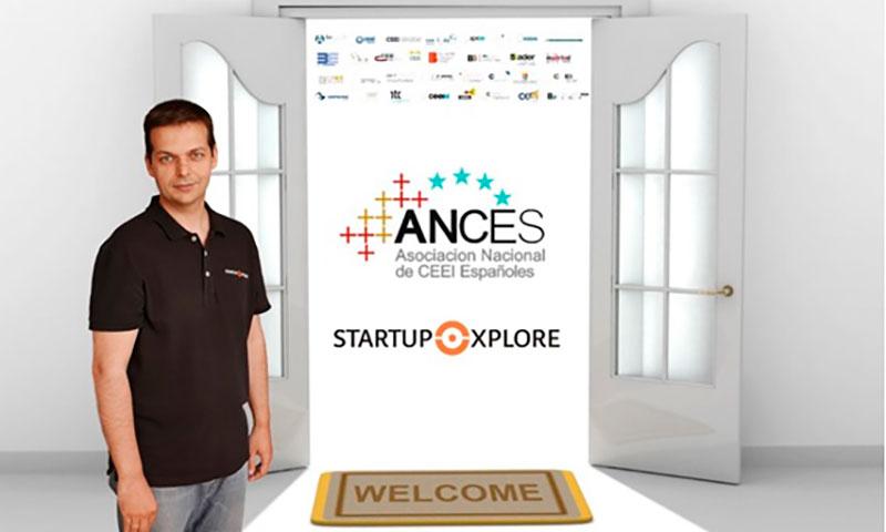ANCES y Startupxplore colaborarán en la identificación de potenciales targets empresariales de inversión