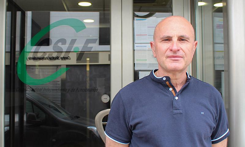 CSIF Málaga destaca la labor imprescindible del colectivo de vigilantes de seguridad privada durante la pandemia